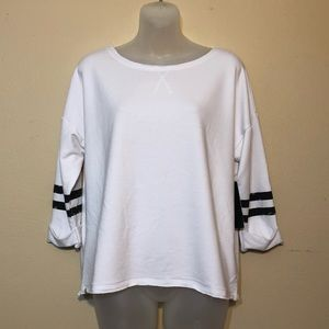 "Jessica Simpson "" The warmup "" sweat shirt,"